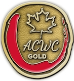 ACWC Gold Medal